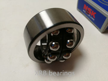 China High Accuracy Self Aligning Thrust Bearing / Self Centering Bearing For Low Noise Motor supplier