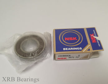 China 6204VV Chrome Steel Deep Groove Ball Bearing 20×47×14mm for Textile Machinery distributor