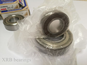 China Agricultural Deep Groove Ball Bearings Single Row NSK 6205VVC3 25×52×15mm distributor