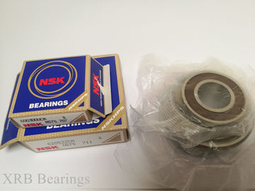 China 6206DDU Pressed Steel Electric Motor Bearing Replacement 30×62×16mm Size distributor