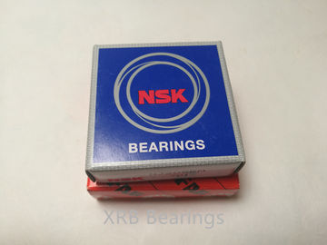 China NSK NU207 Cylindrical Roller Bearing For Gas Turbine , 35×72×17mm Size distributor