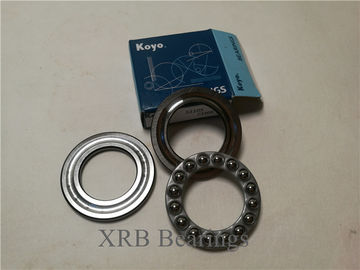 China Open Shaft Industrial Ball Bearings NSK 51108 40×60×13mm for Vertical Pumps distributor