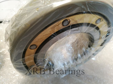 China Brass Cage Insulated Replacing Bearings In Electric Motor C4 Cleance ISO9001 Listed distributor
